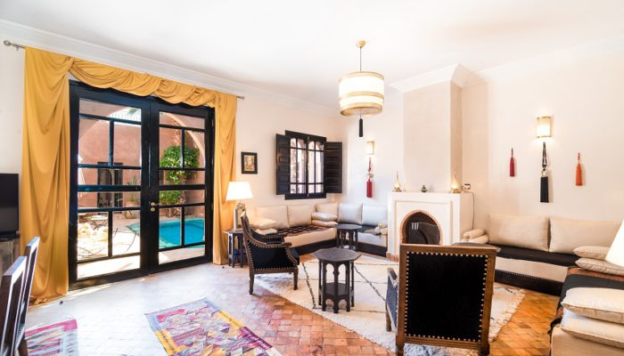 LOCATION RENT VILLA MARRAKECH PALMERAIEDAR LAMIA appartement
